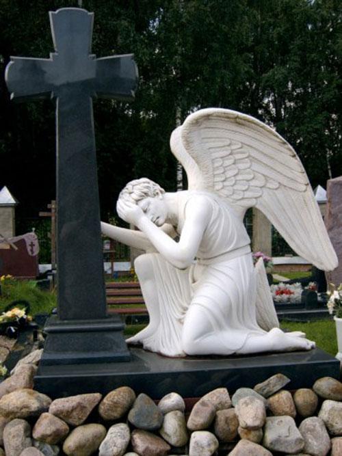 речь скорбящий ангел фото на памятник очень понравились детям